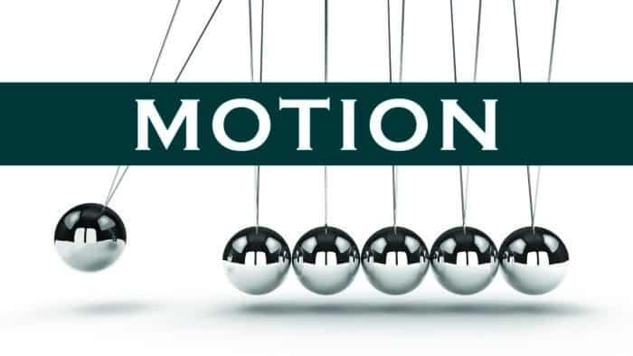 Motion Title