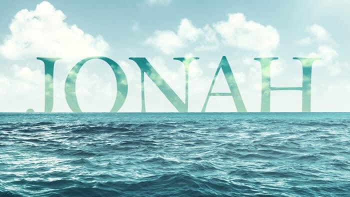 Jonah Title Slide