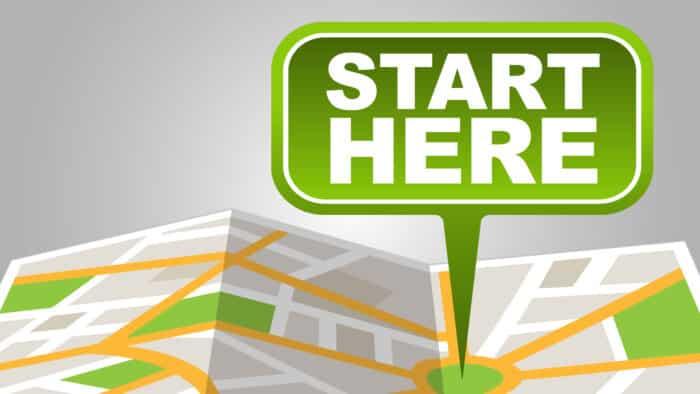 Start Here Sermon Series